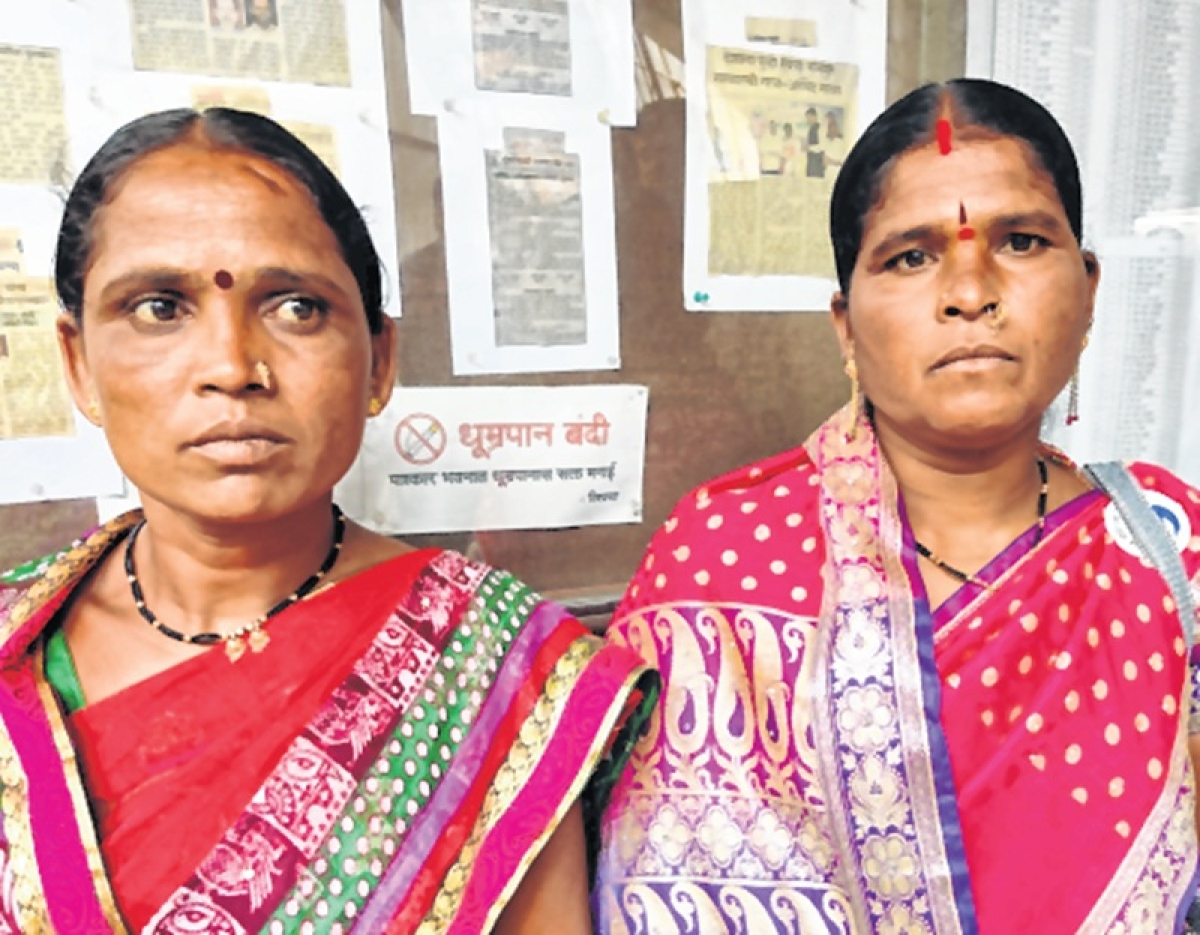 Scared into premature menopause, Beed women take up the cudgels