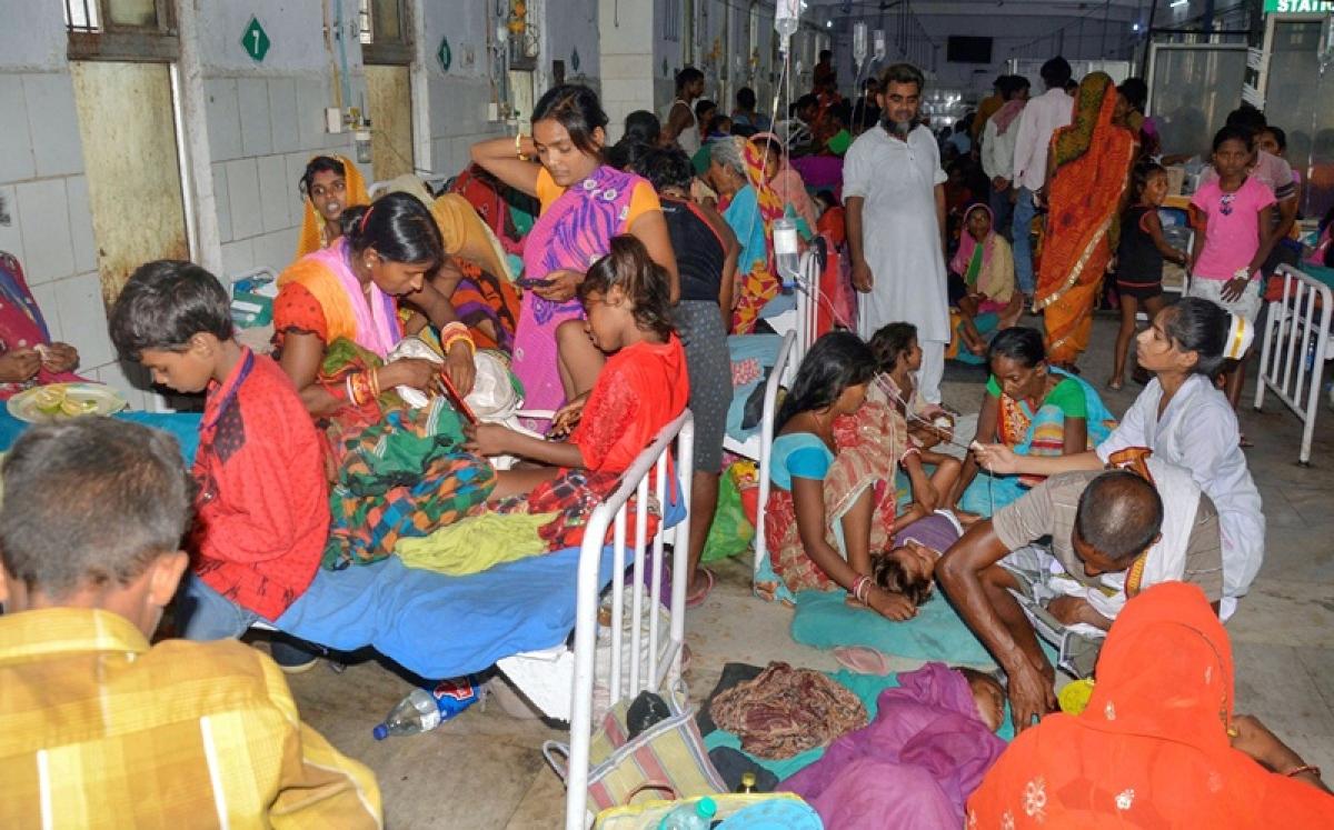 Bihar: death toll due to Encephalitis touches 117 in Muzaffarpur
