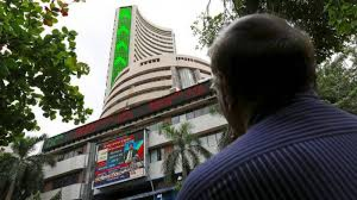Market Update: Sensex jumps 700 points amid positive cues from global markets