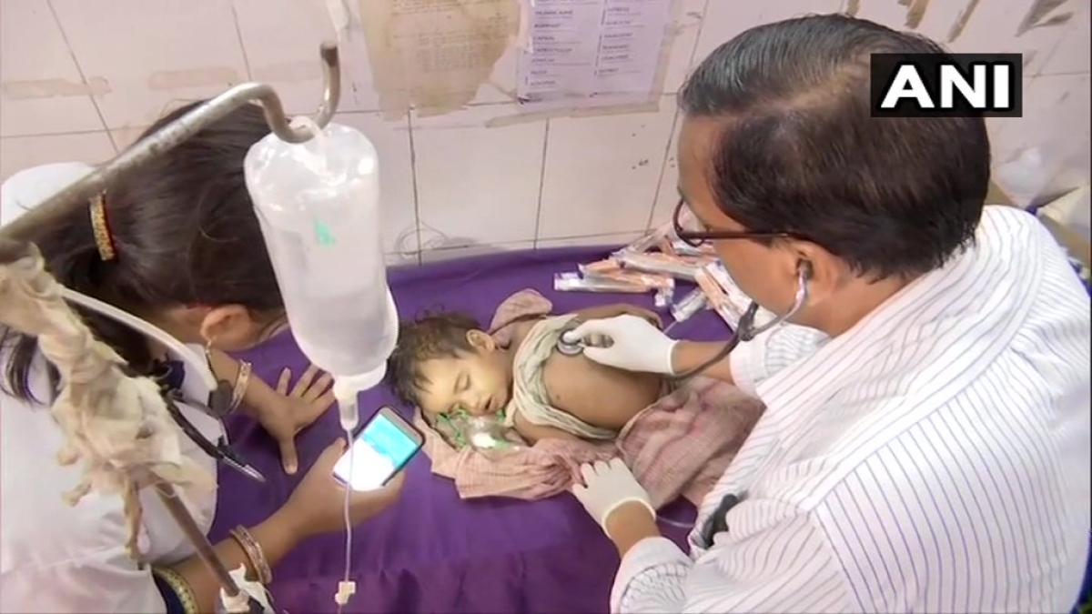 Latest News! Bihar: Death toll due to Acute Encephalitis Syndrome (AES) in Muzaffarpur rises to 108