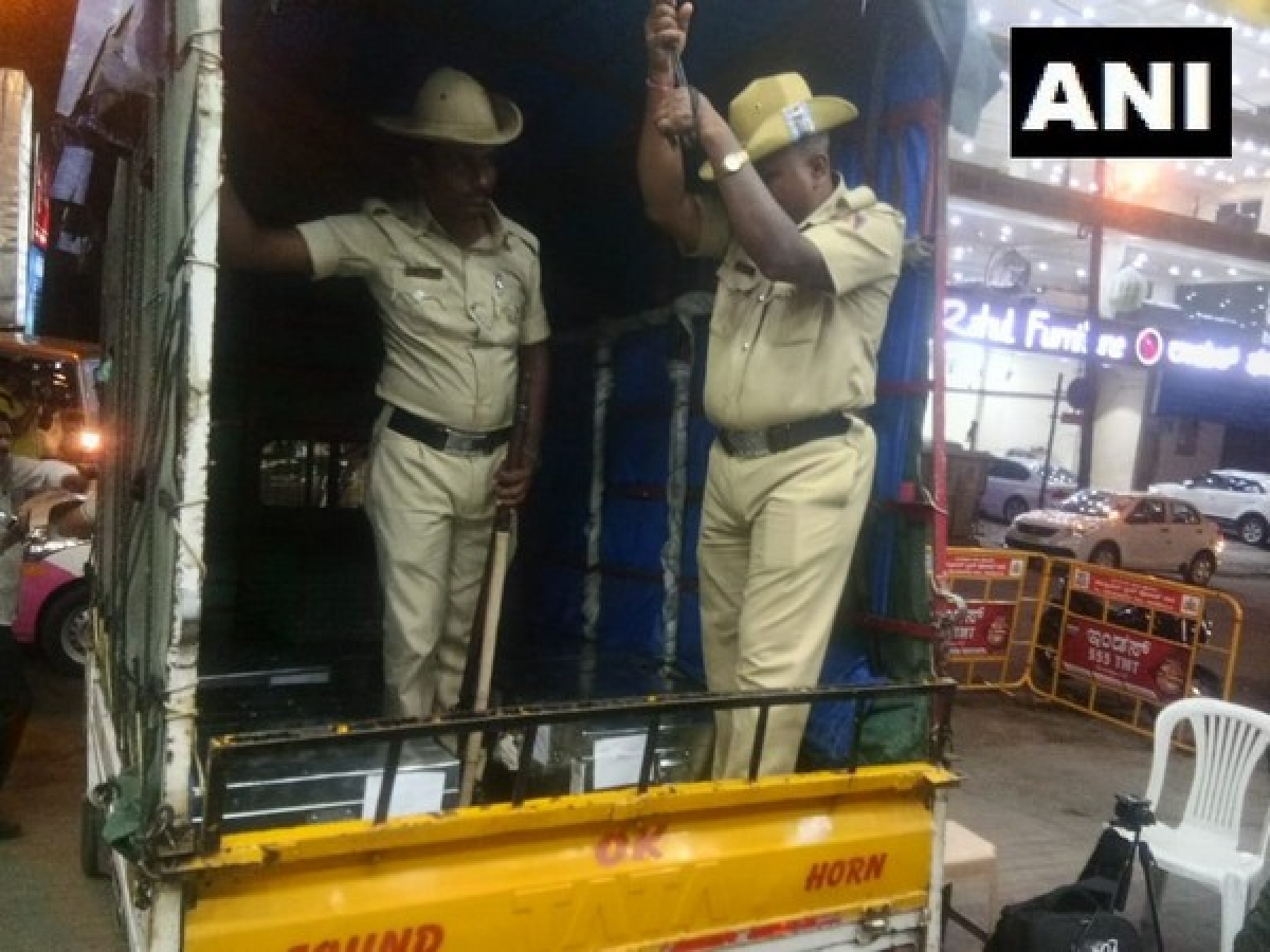 Bengaluru: Raids at IMA's Shivajinagar branches; jewellery, pistol seized