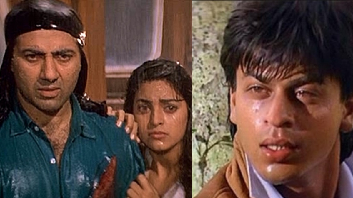 Didn't know they would glorify the villain: Sunny Deol on not speaking to Shah Rukh Khan for 16 years after 'Darr'