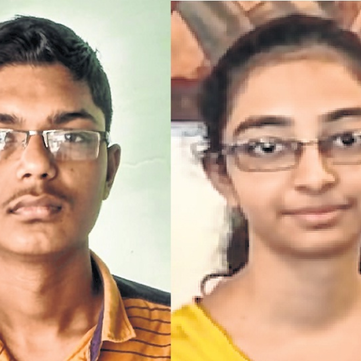 Two city toppers have got 99.98 percent