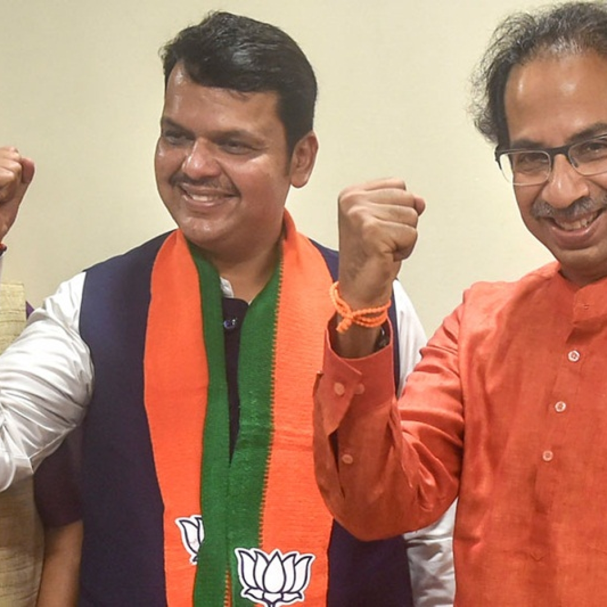 BJP in catch-22 situation over 50-50 seat-sharing pact with ally Shiv Sena