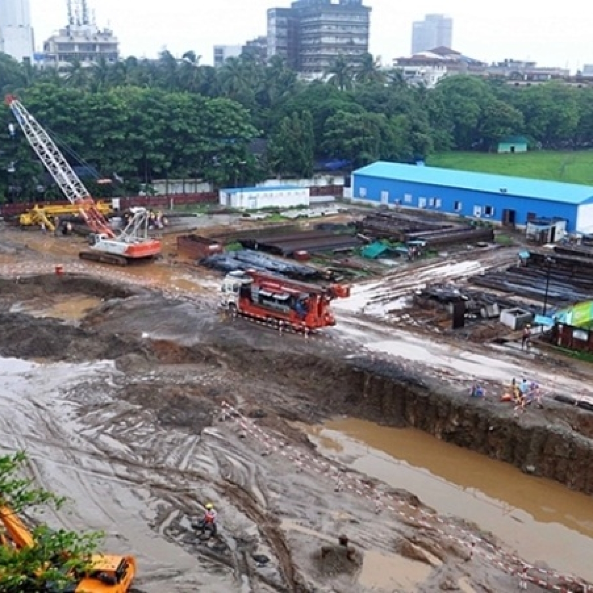 MMRCL likely to Mumbai Metro's commercial complex in Nariman Point: Report