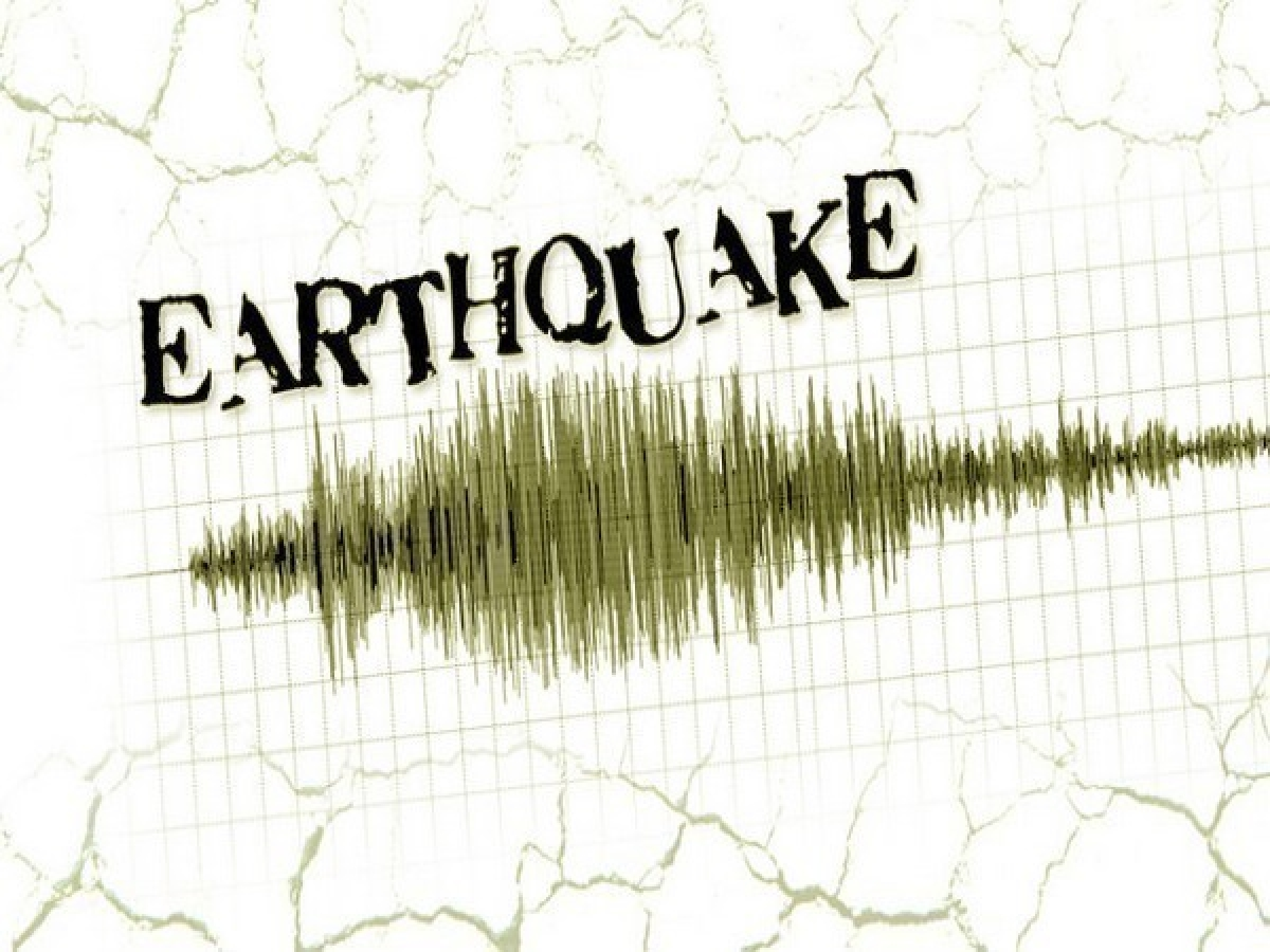 Earthquake of magnitude 5.5 hits Manipur; tremors felt in Assam