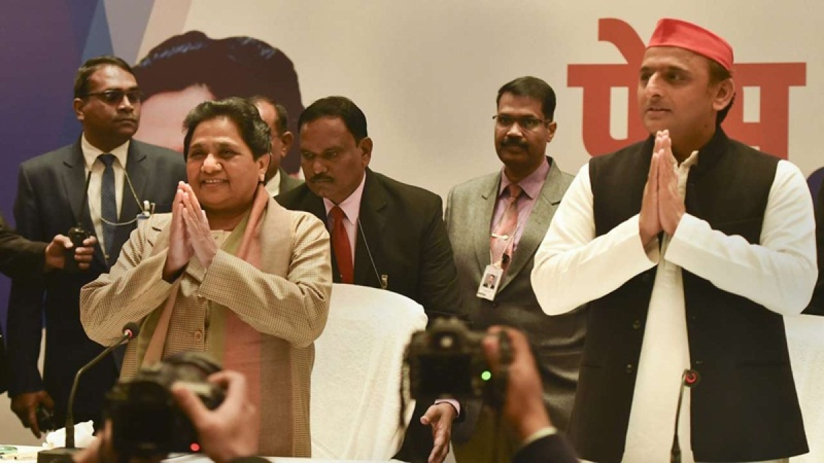 Will the end of BSP-SP alliance help BJP?