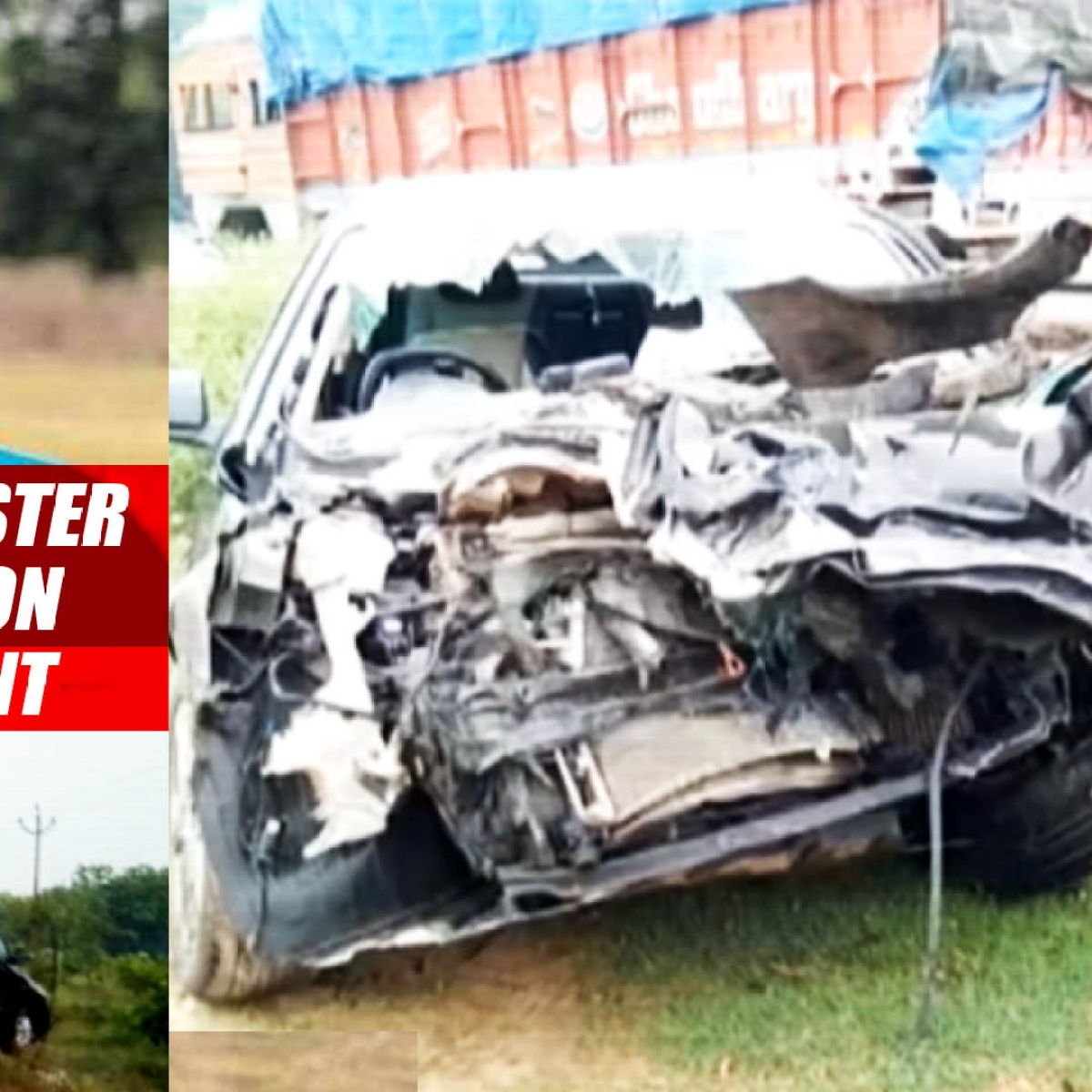Uttarakhand Minister Arvind Pandey's Son Dies In Car Accident