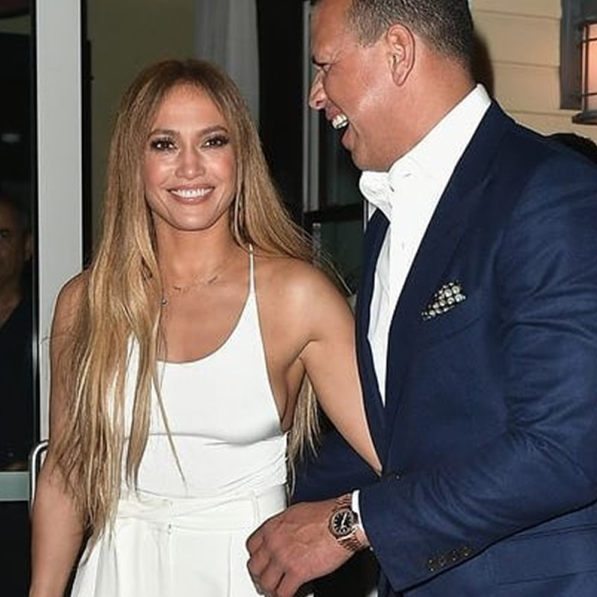 Jennifer Lopez reveals how she met Alex Rodriguez