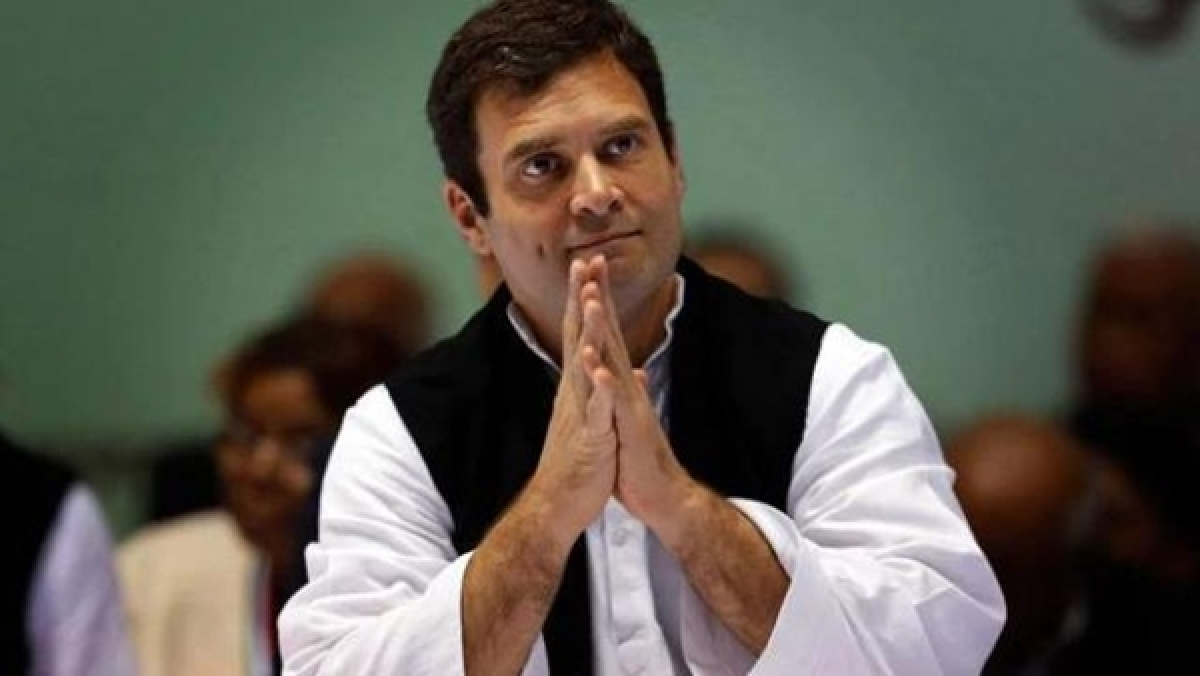 Rahul Gandhi back as Congress chief?
