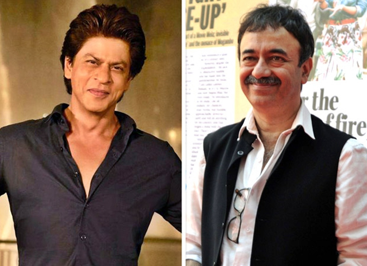After rejecting 'Munna Bhai M.B.B.S.', Shah Rukh Khan, Rajkumar Hirani to collaborate for a LOVE STORY?
