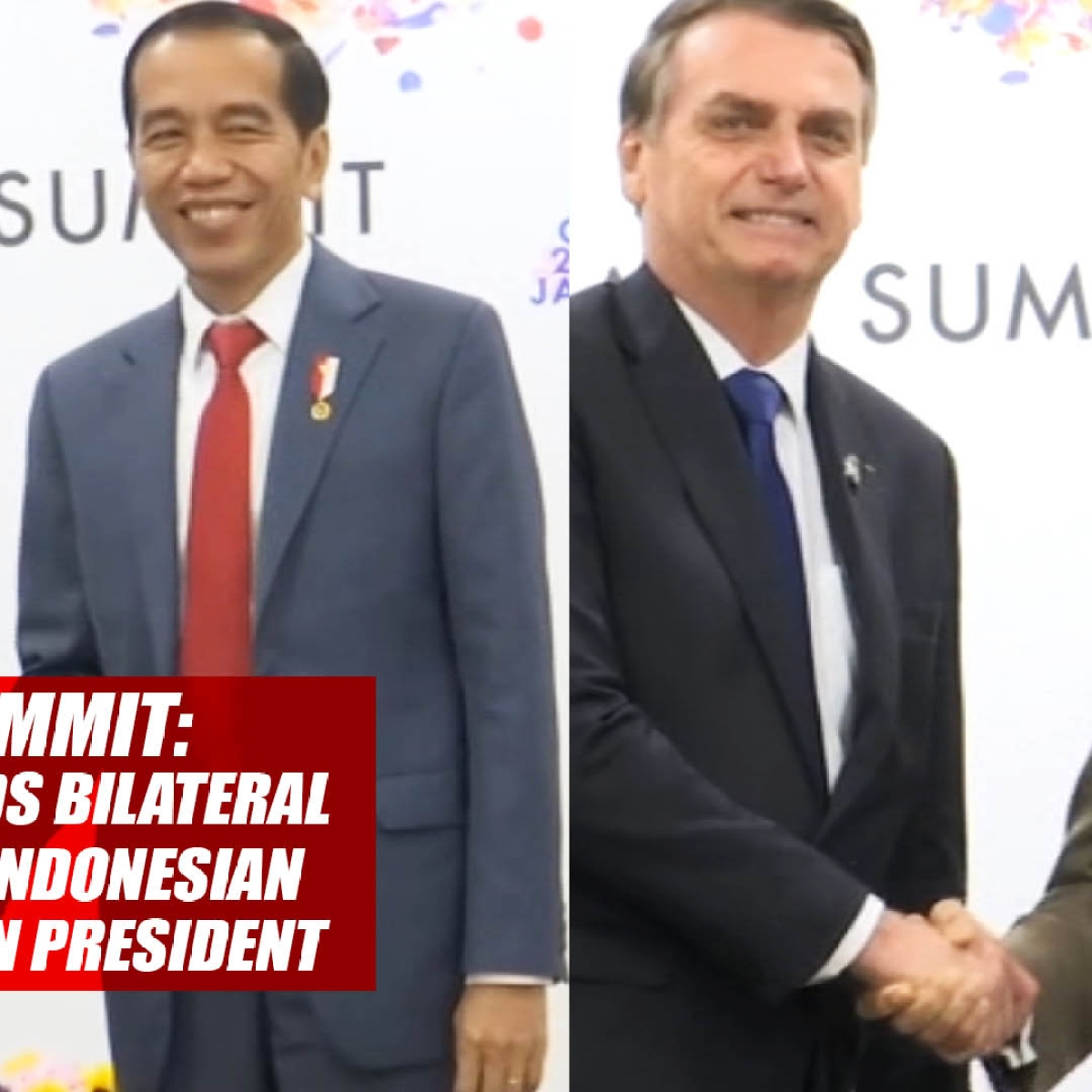 G20 Summit: PM Modi holds bilateral talks with Indonesian and Brazilian President