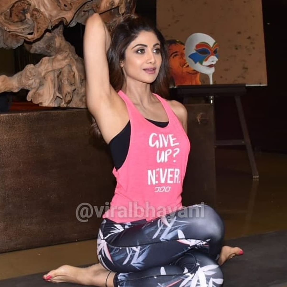 Shilpa Shetty to host live Yoga session with Kiren Rijiju on International Yoga Day