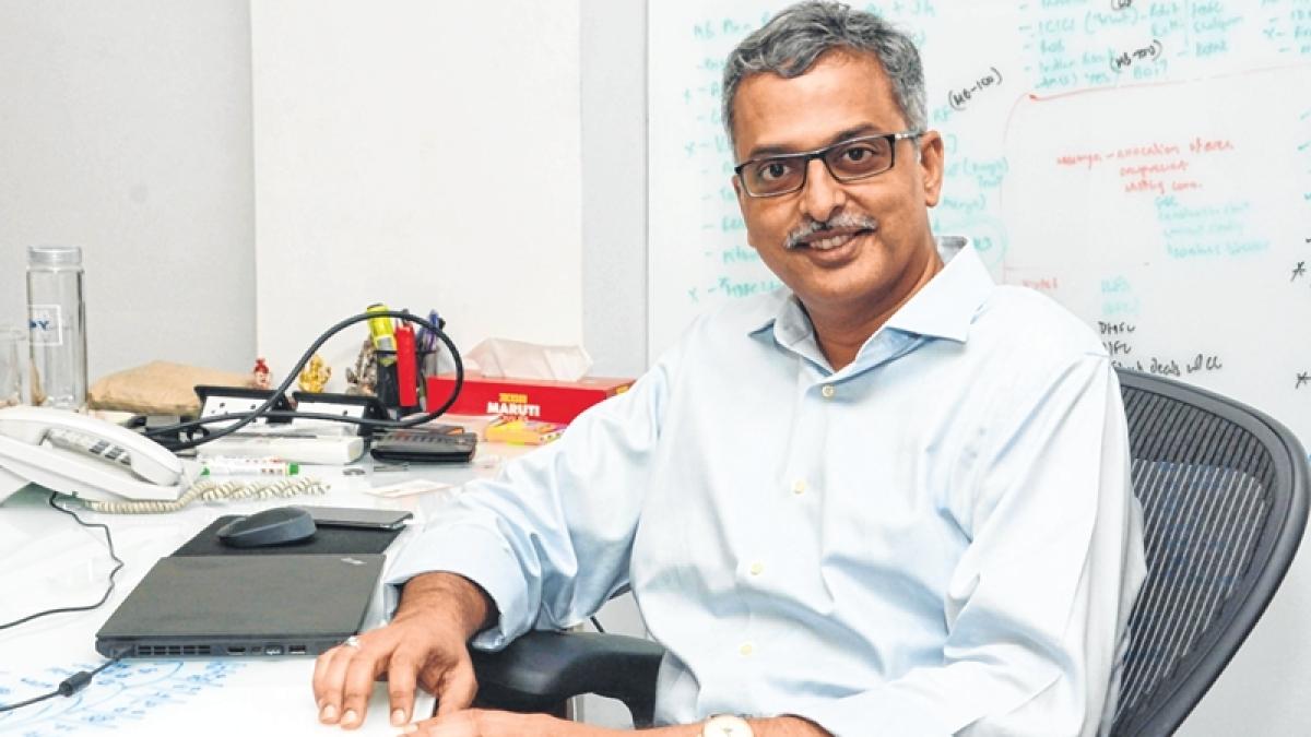 Hrishikesh Parandekar, Sugee Developers' Executive Chairman