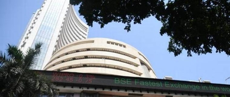 Stock market update: Sensex jumps over 200 pts; Nifty reclaims 11,000