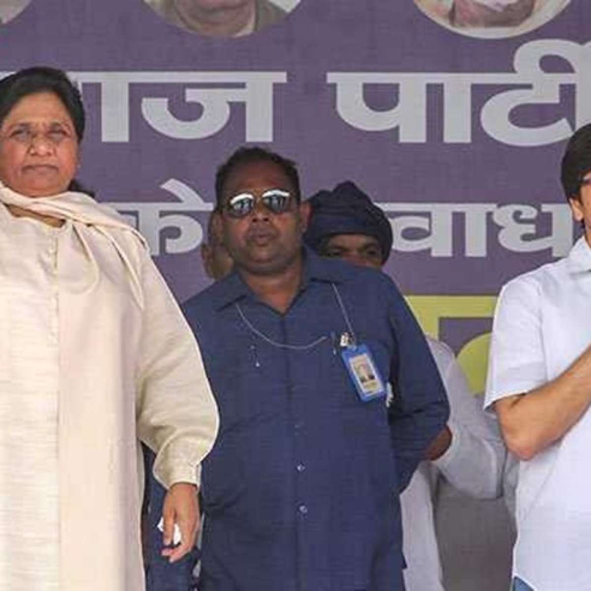Mayawati appoints brother Anand Kumar as BSP's national vice president, nephew Akash as national coordinator