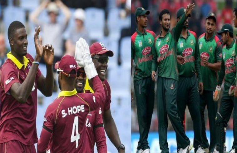 West Indies vs Bangladesh World Cup 2019 match 23 live telecast