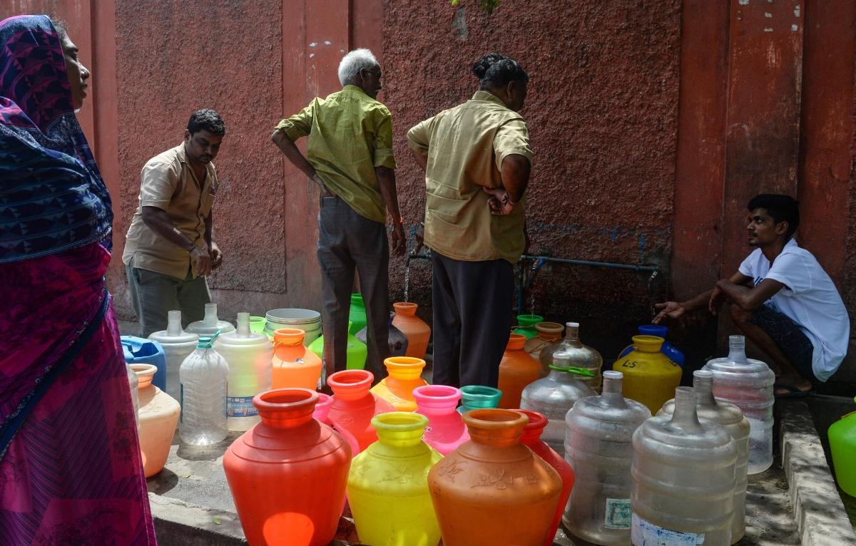 'Over 1 meter water depletion in 1,318 observation wells'