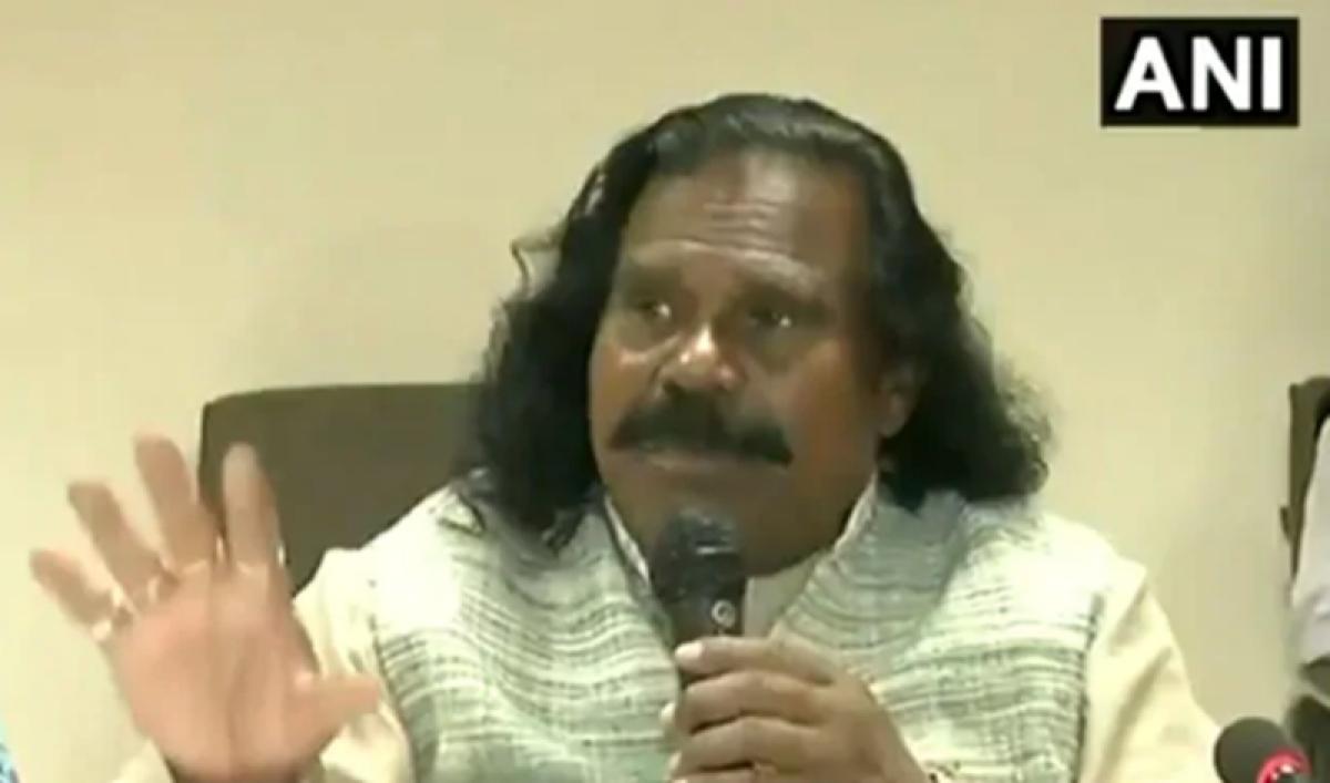 Make Sanskrit India's official language: NCST chairman Nand Kumar