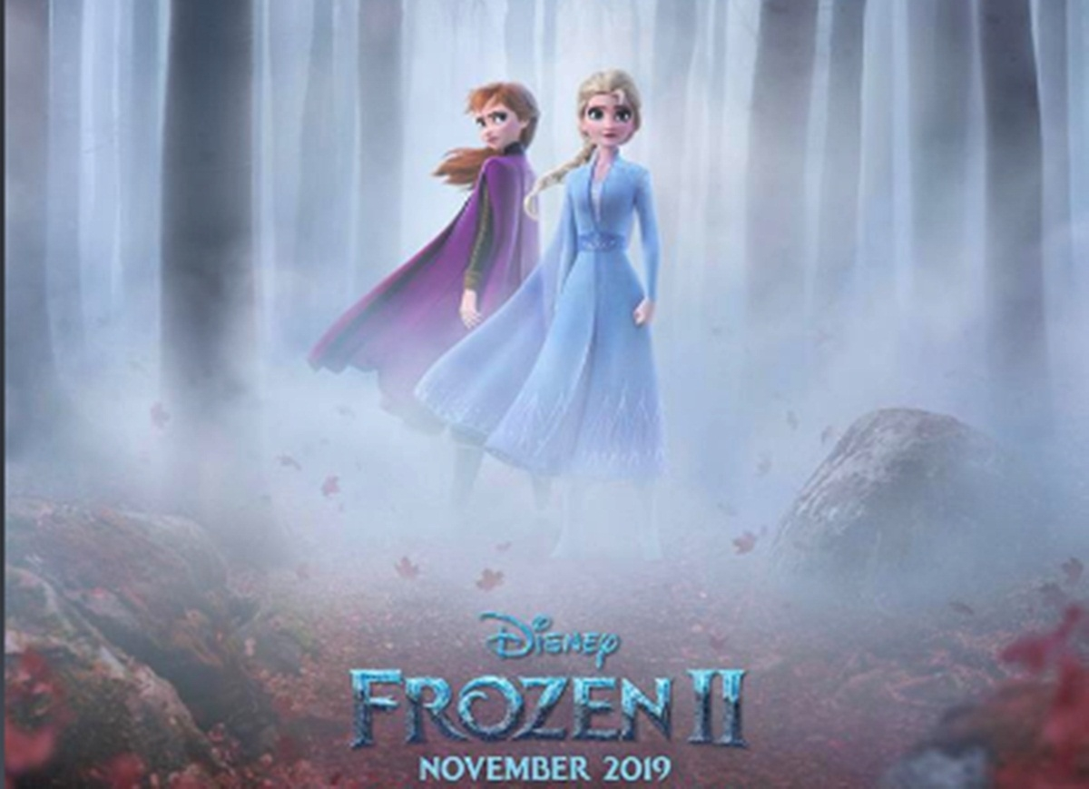 Musical fantasy 'Frozen 2's new poster released