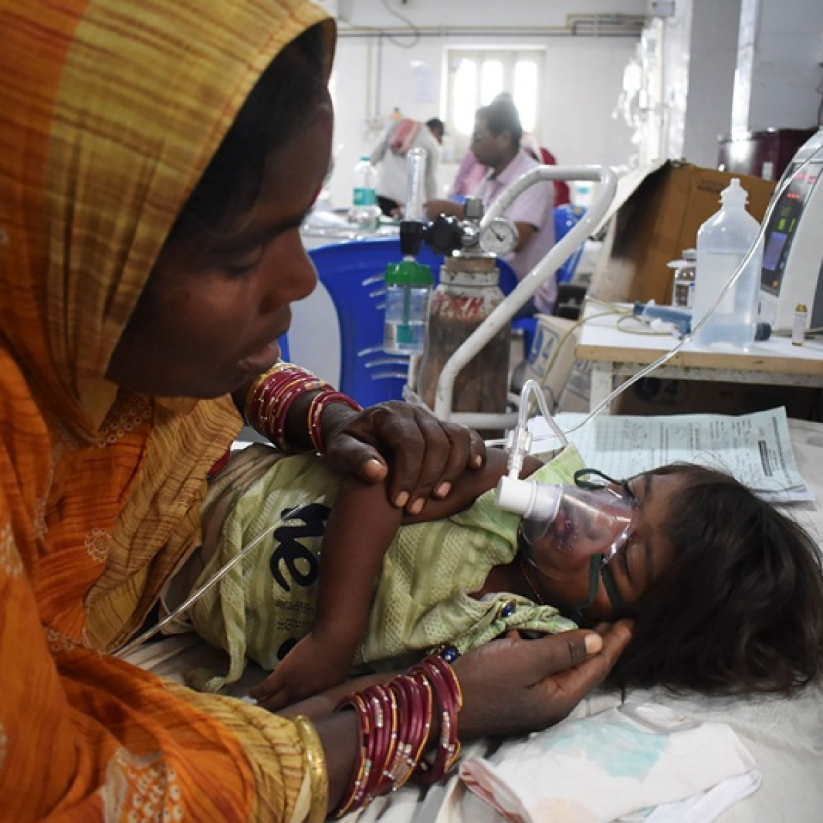 Encephalitis claims 136 lives in Bihar, spreads across 16 districts