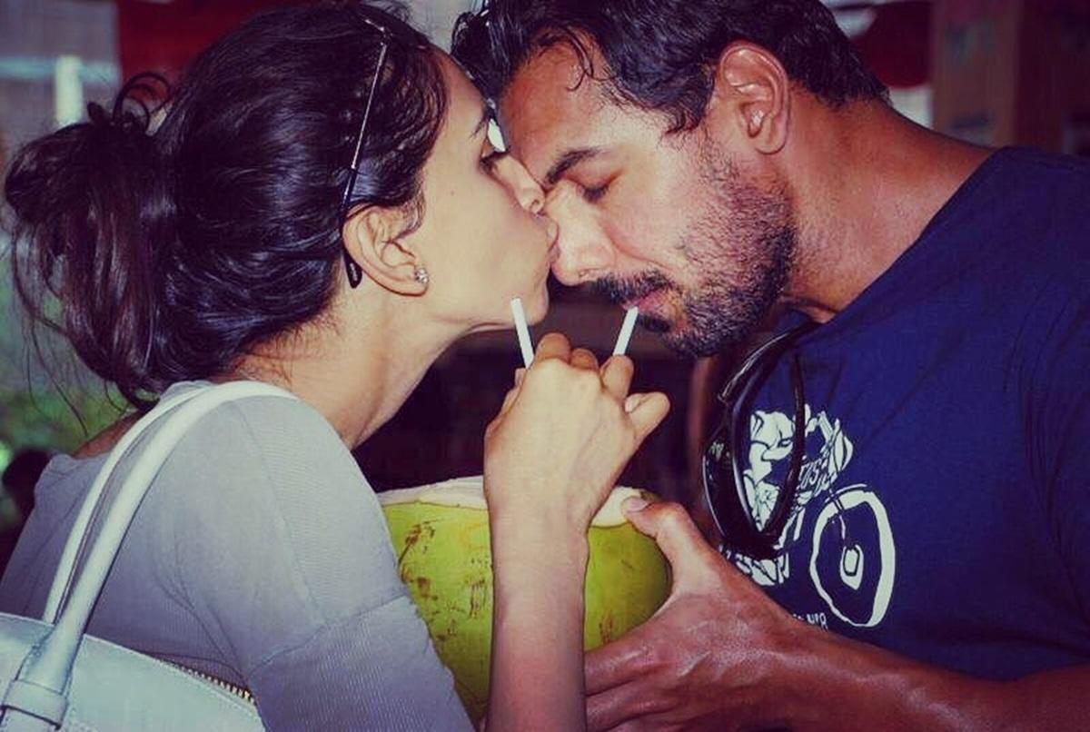 John Abraham celebrates wedding anniversary with wife Priya Runchal 'Chowpatty' style