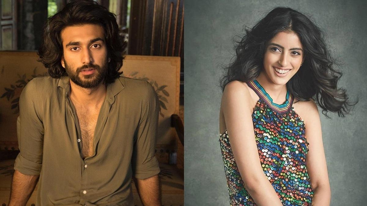 Javed Jaffrey's son Meezaan dating Big B's granddaughter Navya Naveli Nanda?