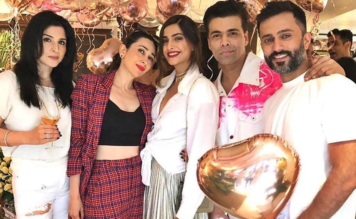 Sonam Kapoor turns 34, hosts star-studded special birthday brunch