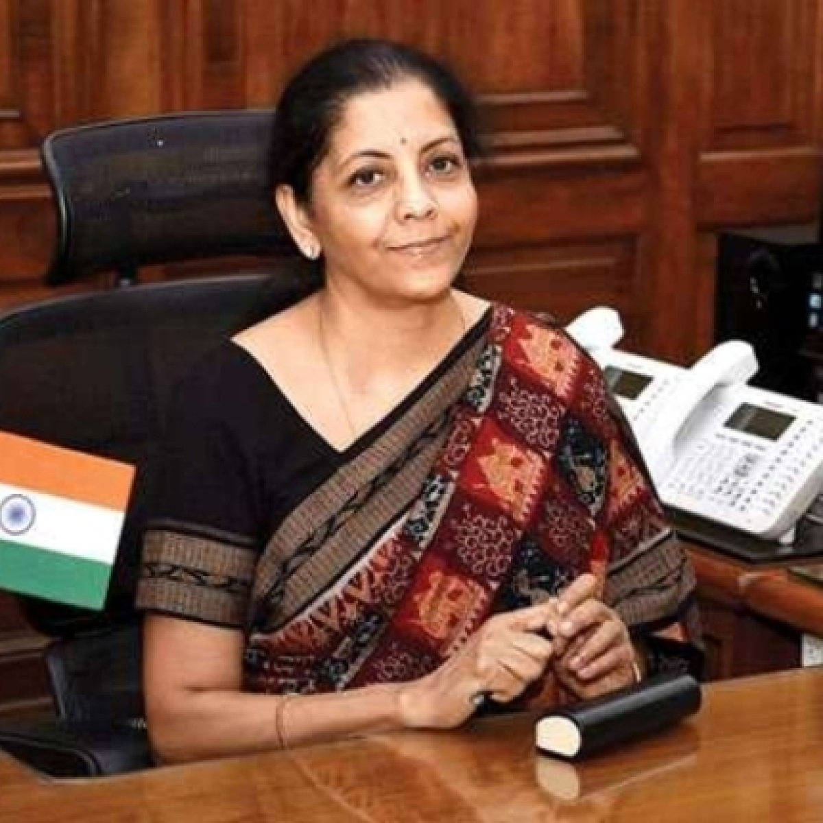 7 indirect taxation-related laws being amended: Finance Minister Nirmala Sitharaman