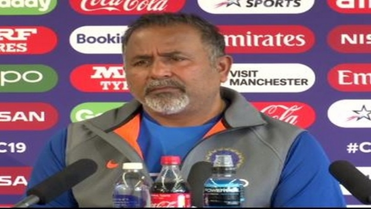 Focusing on match, not on colour of jersey: Bharat Arun