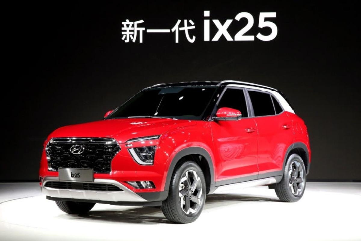 2020 Hyundai Creta To Share Engines, Platform With Kia Seltos