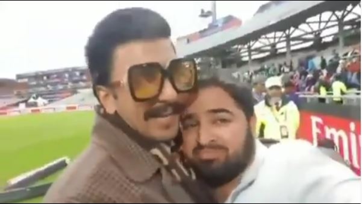 Watch Ranveer Singh console Pakistani fan, says 'the team will be back next year'