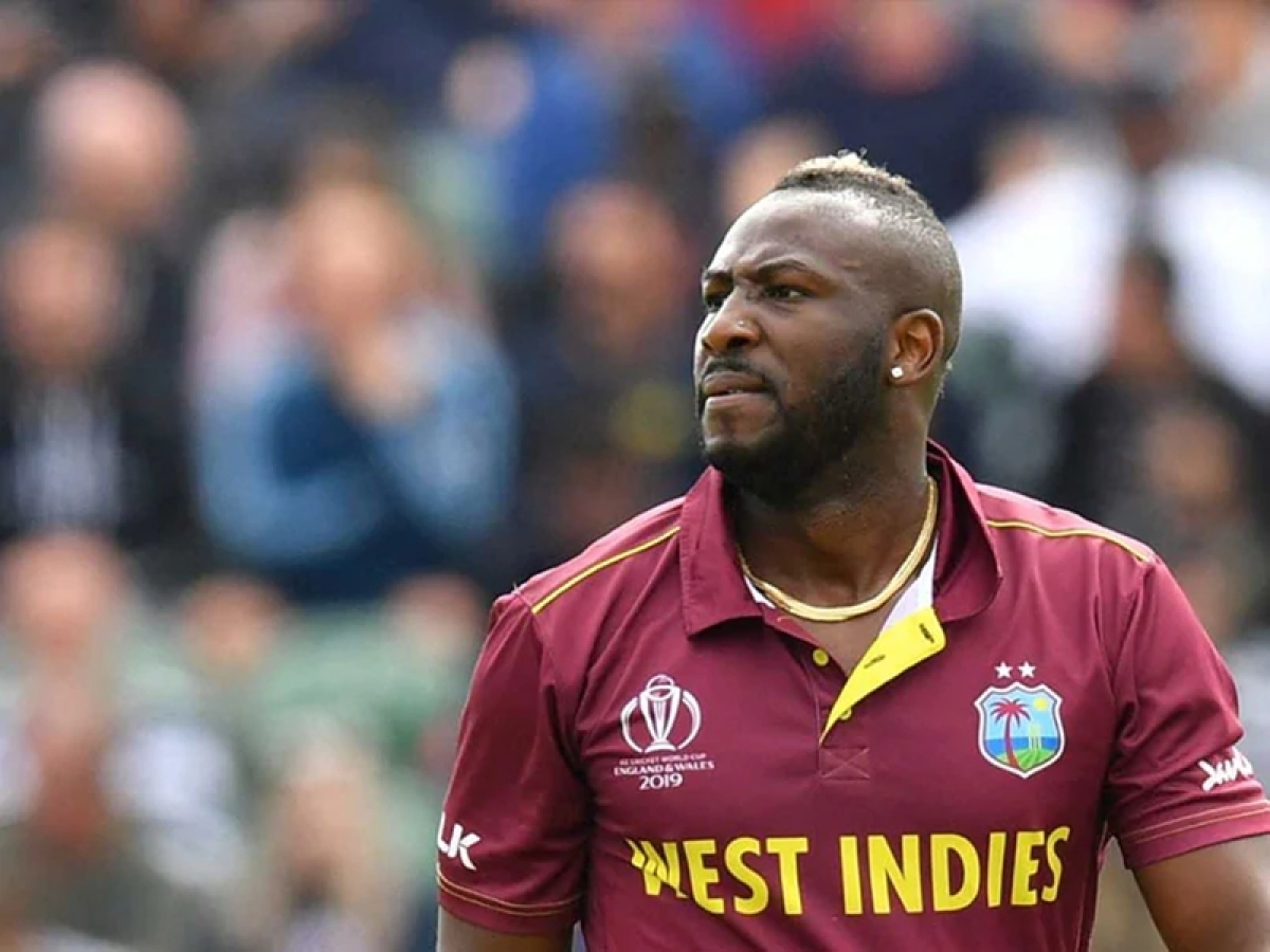 Injured Andre Russell ruled out of the World Cup