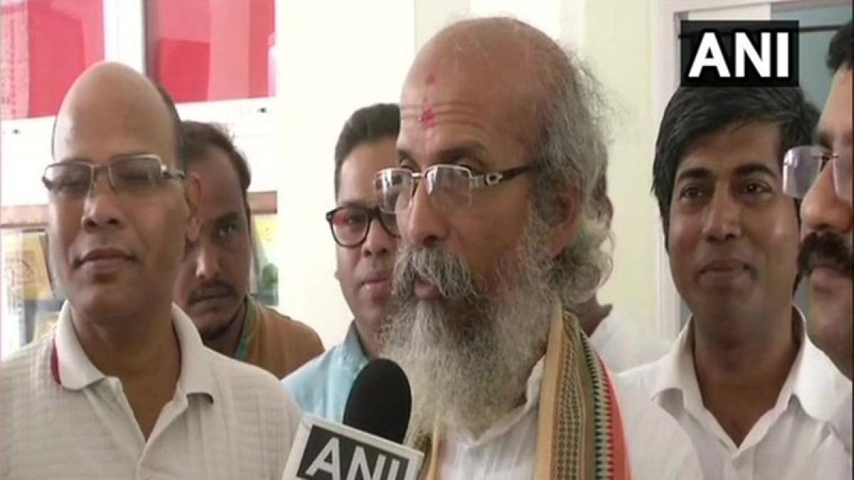 CAA is to 'atone for sin of Partition': Pratap Chandra Sarangi
