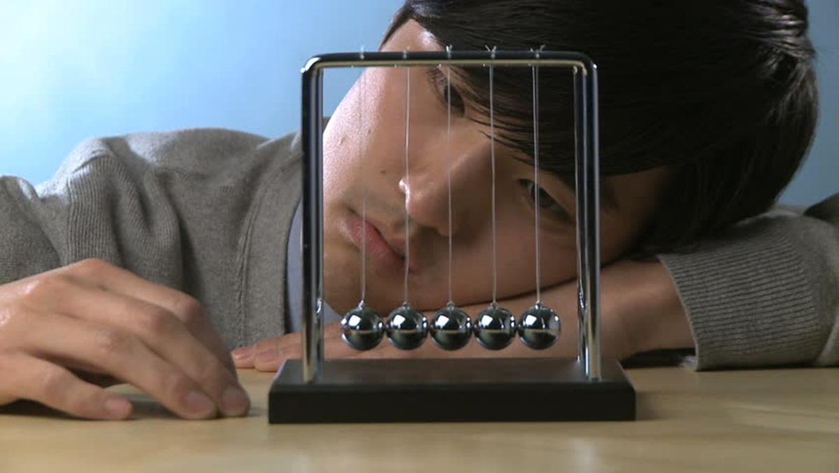 Stop being a pendulum