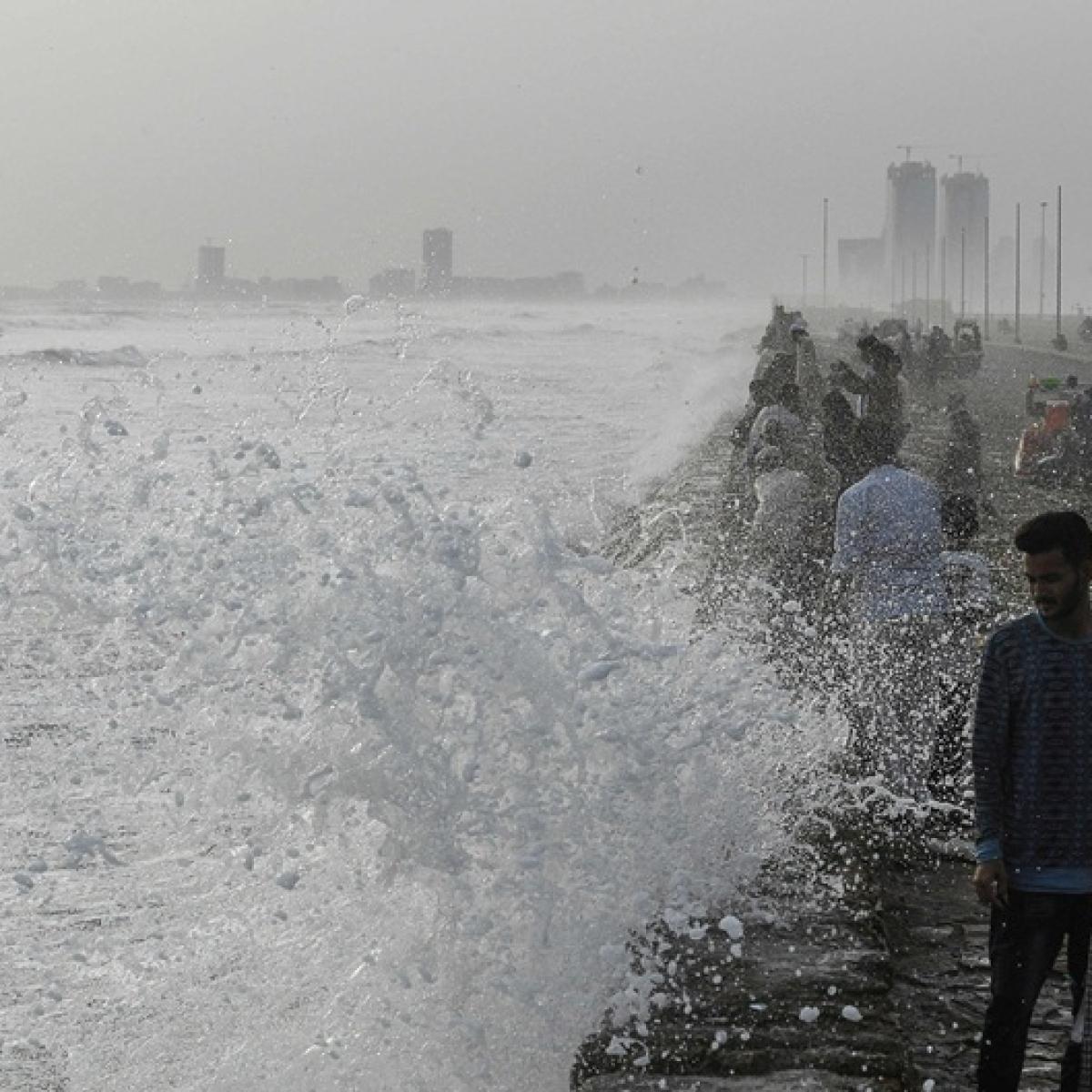 Cyclone Vayu crosses Gujarat coast, causes heavy rains