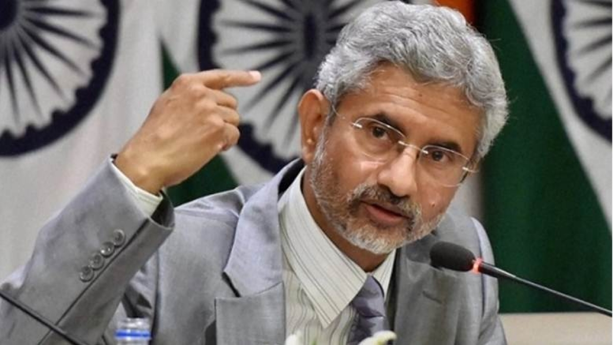 Union Minister of External Affairs (MEA) S Jaishankar