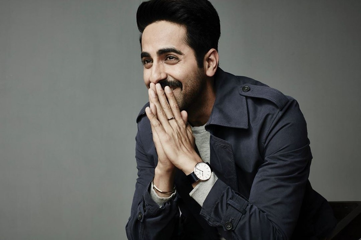 Ayushmann Khurrana is a National Award winner now