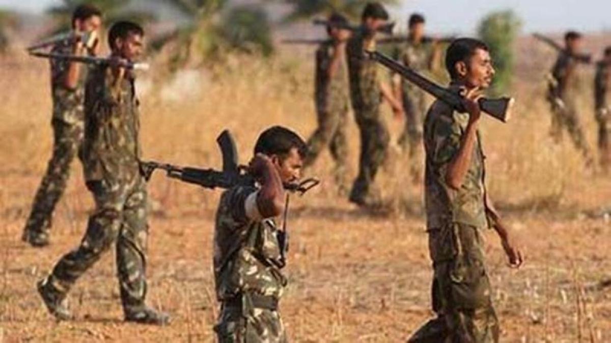 Senior Maoist leaders arrested in Gadchiroli