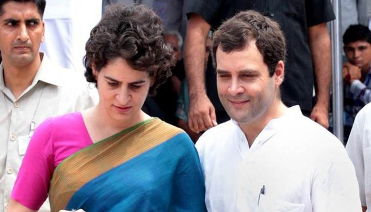 Rahul Gandhi, Priyanka Gandhi demand justice for 2-year-old girl killed in Aligarh