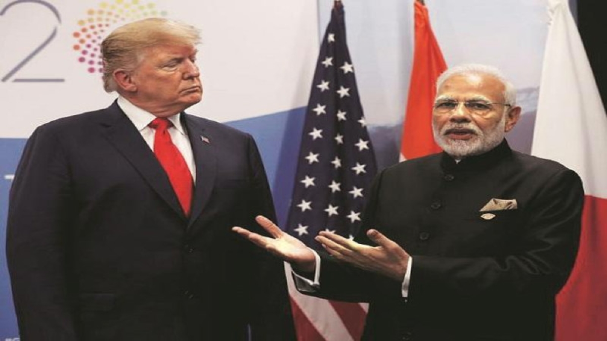 Govt sources refute Trump's claim, says India's tariffs are not that high