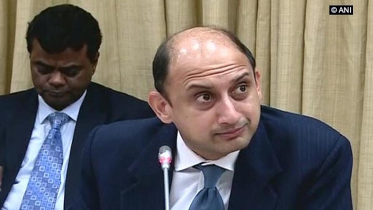 Former Reserve Bank of India Deputy Governor Viral Acharya