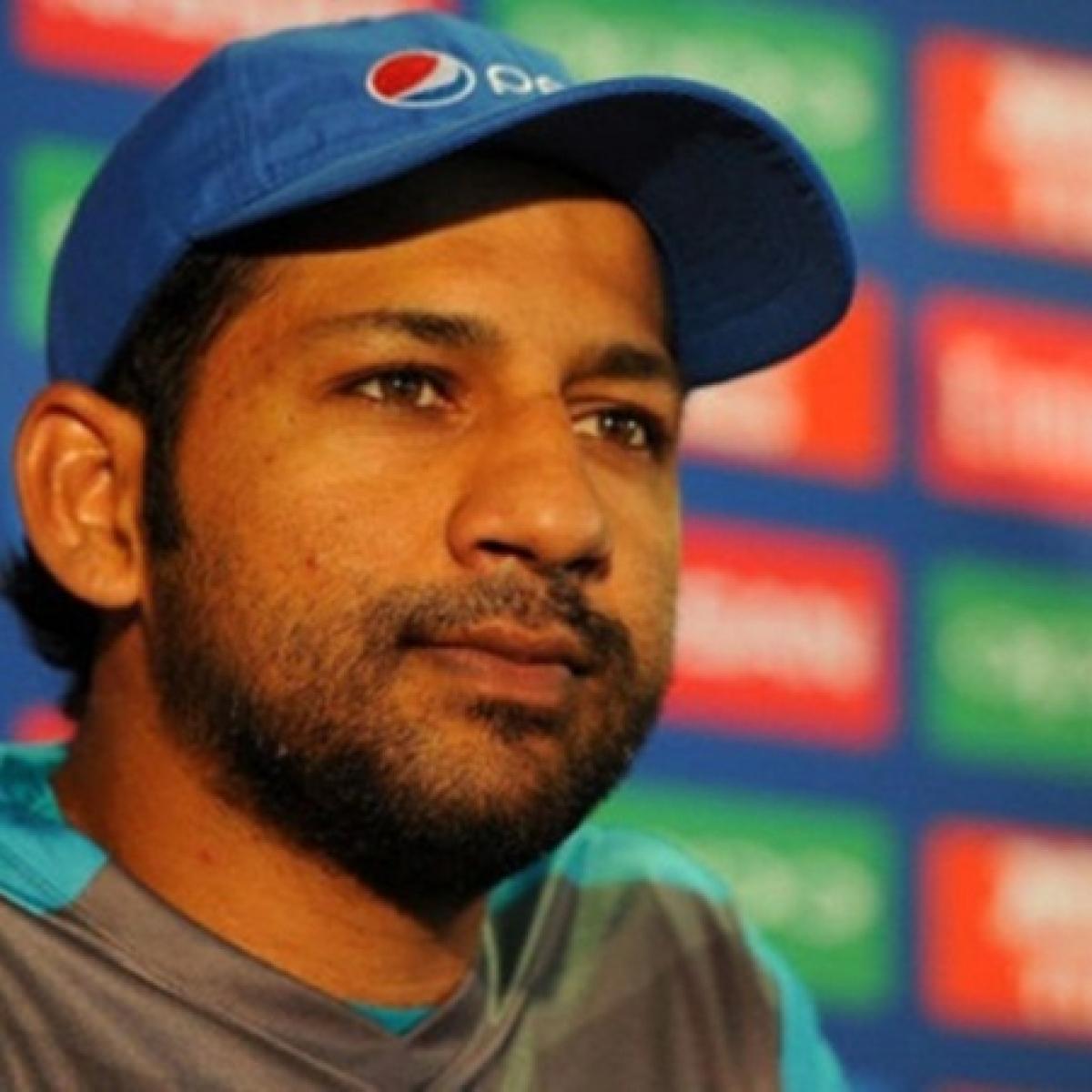 Sarfaraz Ahmed agrees he failed to read the pitch
