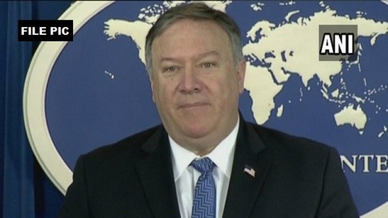 United States Secretary of State Mike Pompeo