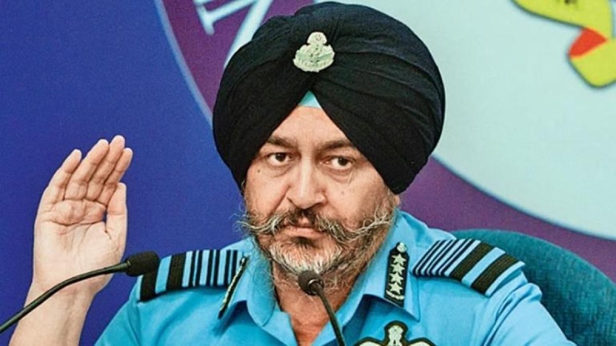 Pakistan didn't enter Indian airspace after Balakot: IAF Chief