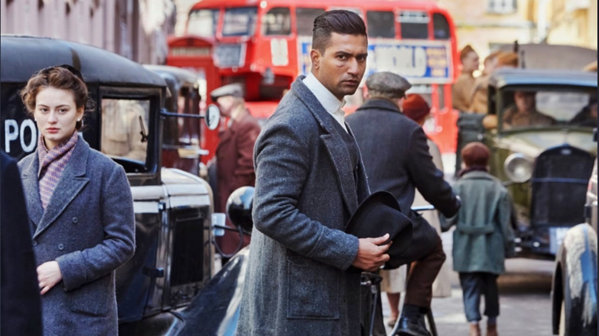 Vicky Kaushal-starrer 'Sardar Udham Singh' not hugely affected by pandemic
