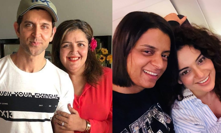 Rangoli Chandel claims Hrithik Roshan's sister Sunaina is being physically assaulted by her family