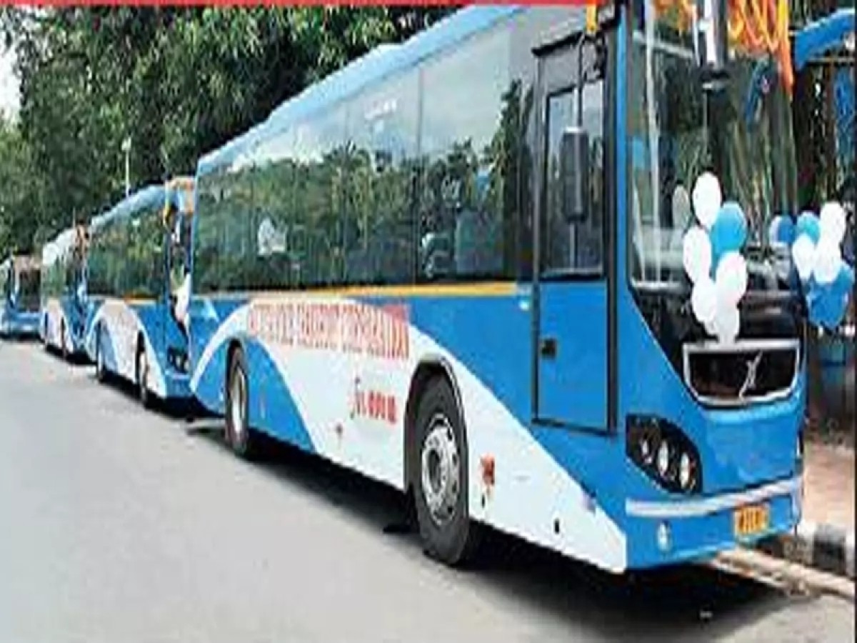 Nashik city to get AC buses in the name of Metro?