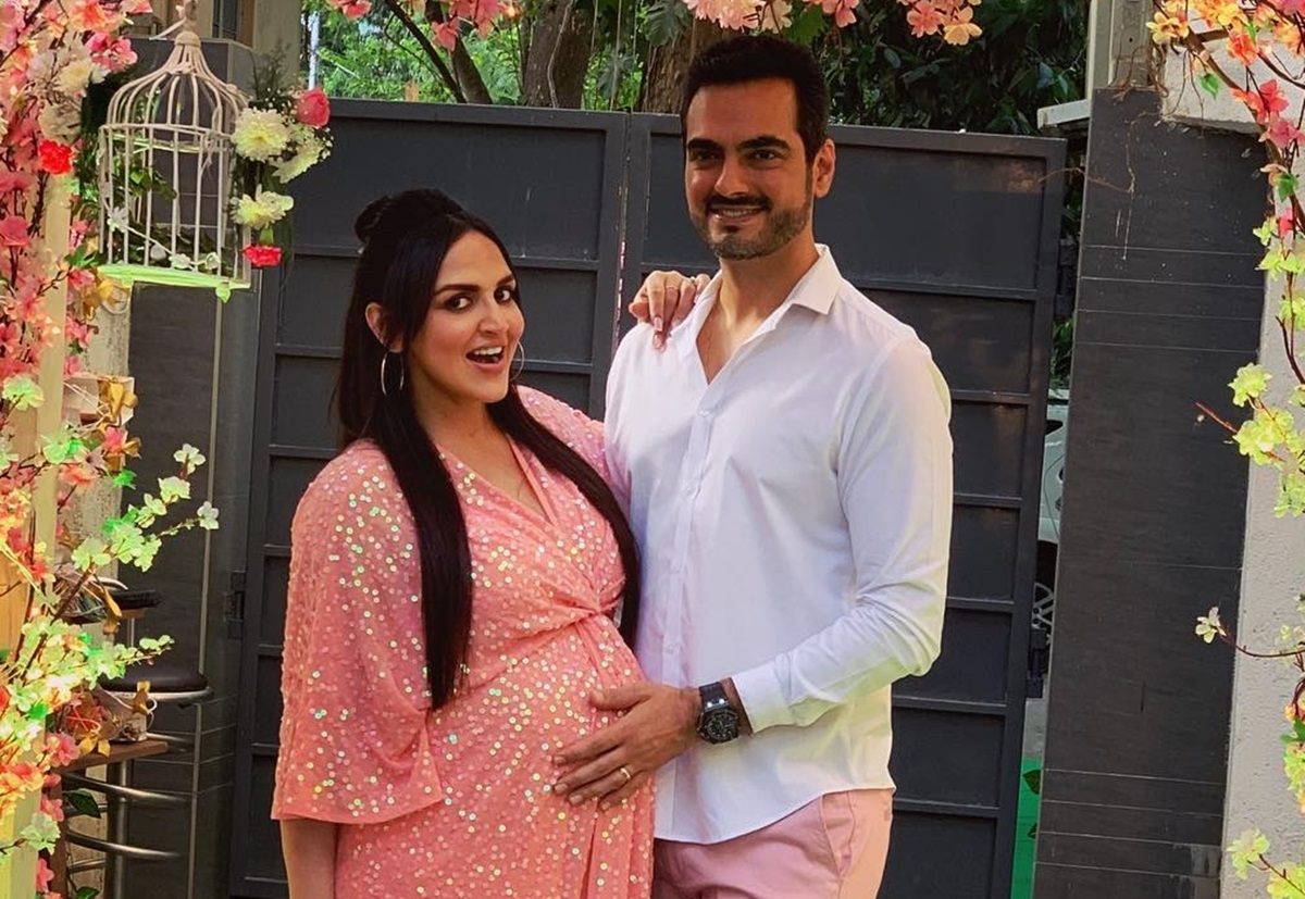 It's a Girl! Esha Deol, Bharat Takhtani welcome their second child 'Miraya'