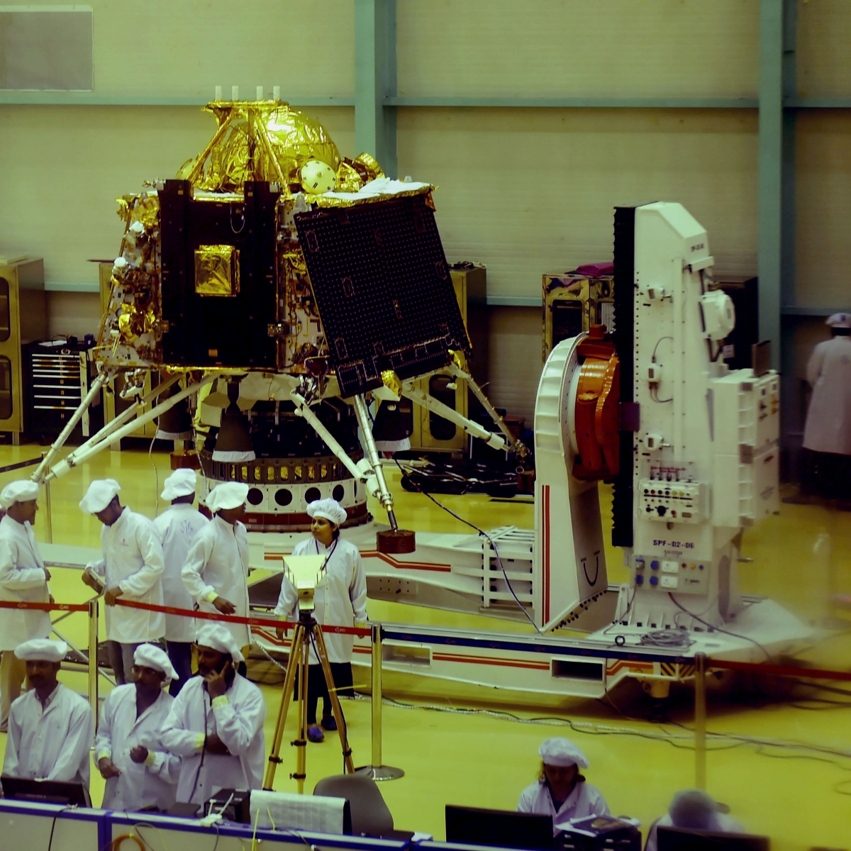 Chandrayaan-2 mission launch on July 15: Indian Space Research Organisation (ISRO)